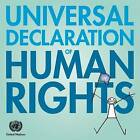 Universal Declaration of Human Rights by United Nations (Paperback, 2016)