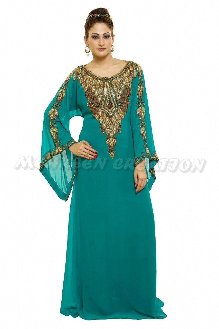EXCLUSIVE MODERN FANCY KAFTAN WEDDING GOWN TAKSHITA FOR WOMEN DRESS 1030