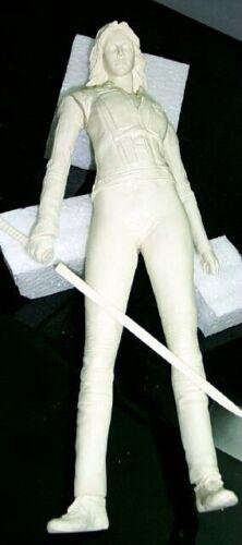"""12/""""UMA THURMAN in KILL BILL 2 Action Movie Resin Model Kit 1//6 ORG."""