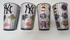 New York Yankees 2017 SOUVENIR CUP WORLD SERIES SYMBOLS (2) Cups
