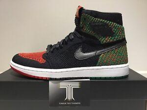 Taille Uk Air ~ Bhm Rétro Jordan Flyknit Nike 1 10 Aa2426 ~ 026 Hi ACq77