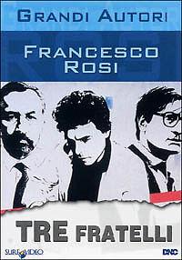 Dvd-TRE-3-FRATELLI-di-Francesco-Rosi-con-Michele-Placido-nuovo-1981