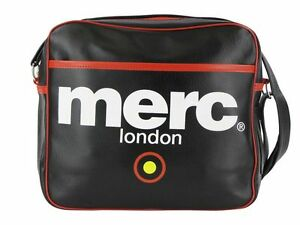 7d755c61eb83 Image is loading MENS-MERC-LONDON-RECORD-MESSENGER-FASHION-TARGET-AIRLINE-