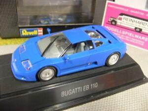 1-43-Revell-Bugatti-EB-110-blau-85012-SONDERPREIS-14-99
