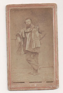 Vintage-CDV-Distinguished-Man-Actor-Opera-Singer-Aristocrat