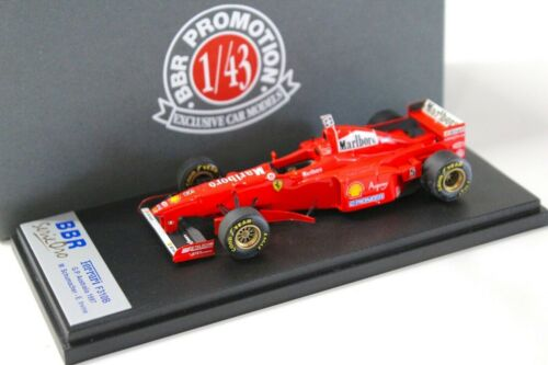 1:43 BBR F1 Ferrari F310B GP Australia 1997 M.Schumacher