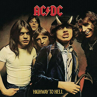 AC/DC - Highway To Hell [Used Very Good Vinyl LP] Holland ...