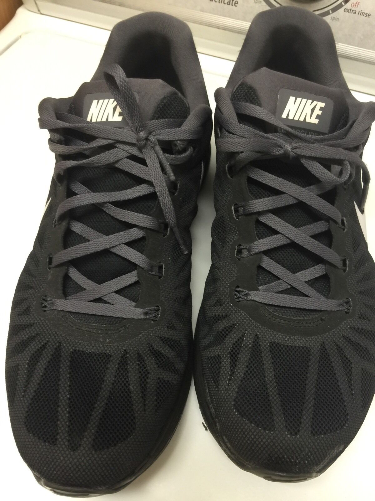 Nike ID Fitsole Running 11.5 Shoes Black Mens US 11.5 Running 9a59d1