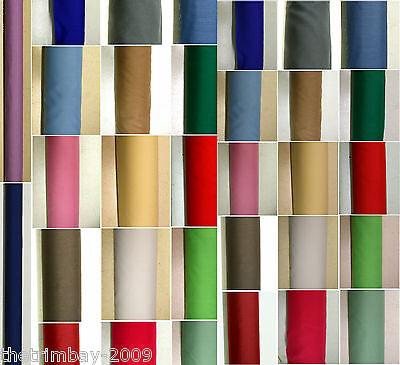Colours Poly Cotton Dress Craft Best Price Plain Polycotton Fabric 66