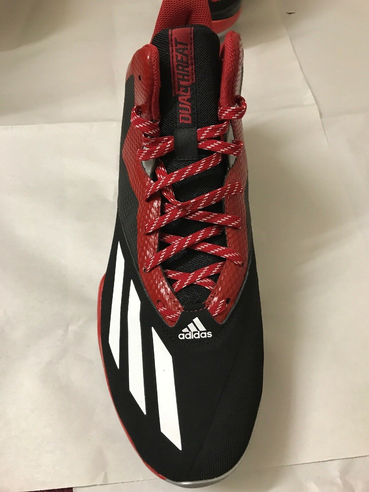 dc9ce5526151 New Adidas Men s Dual Threat Size US12 Baseball shoes