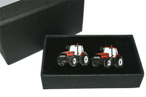 Fendt 939 Green Tractor Tie Clip Novelty Farming Gift Enamel inc POUCH Accessory