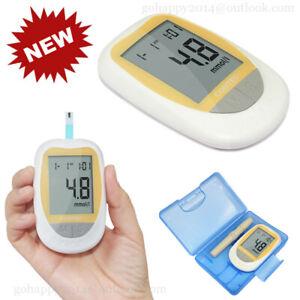 misuratore-di-glucosio-nel-sangue-glucometro-strisce-reattive-lancette-Health