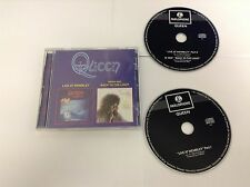 Queen Brian May – Live At Wembley / Back To The Light CD-Maximum 2 CD SET