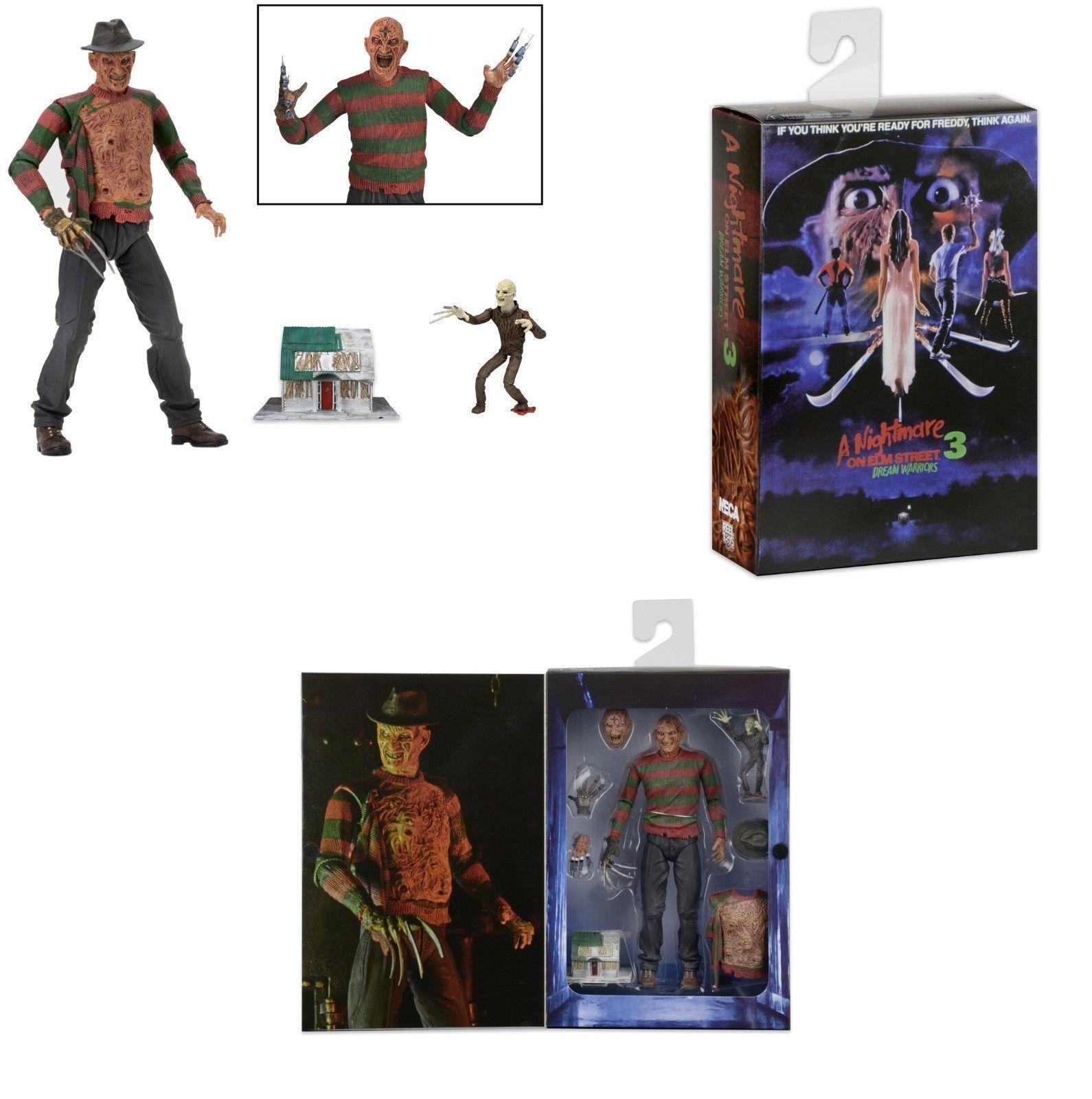 Nightmare on Elm Street Dream Warriors Ultimate Frotdy 7  Figure NECA IN STOCK