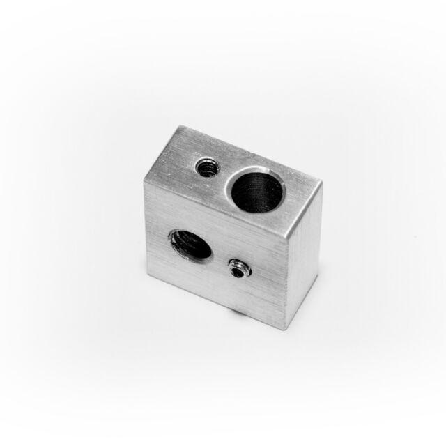 Heater Block - Extruder / Hotend - Alu Thermal core - MK7 - RepRap / 3D Drucker