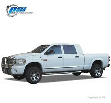 Extension Fender Flares Paintable Fits Dodge Ram 1500 02 08 2500 3500 03 09 Fits More Than One Vehicle