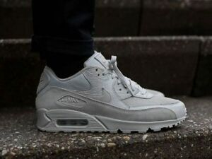 Details about Nike Air Max 90 Premium light bonestring 700155 013 Mens Sz 11 Leather