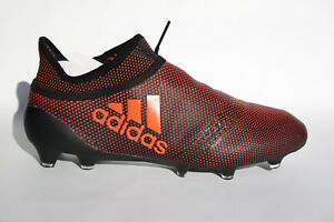 Adidas X 17+ FG Purespeed S82443 Black Orange Retail   300.00 HOT ... 8a496b6f7