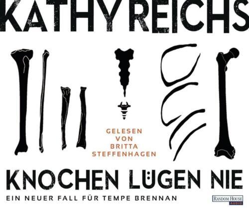 1 von 1 - Knochen lügen nie (Die Tempe-Brennan-Romane, Band 17) von Reichs, Kathy