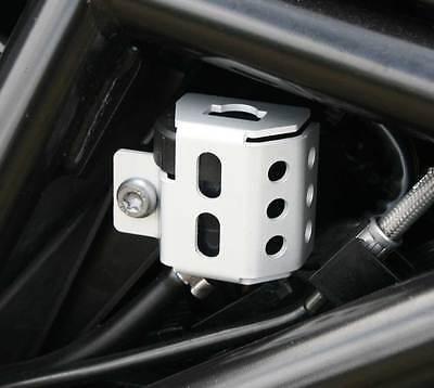 Black Front Brake Reservoir Guard 8011B BMW F800GS//A Rugged Roads