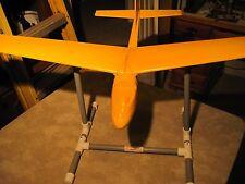 rc model aircraft preflight ssystem