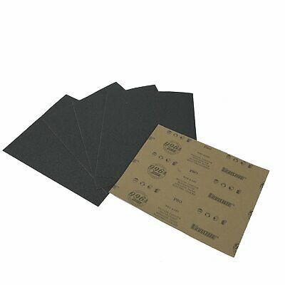 Wet and Dry Sandpaper Grit 180 240 320 400 600 800 1000 1200 1500 2000