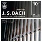 J.s. Bach Organ Works Helmut Walcha Audio CD