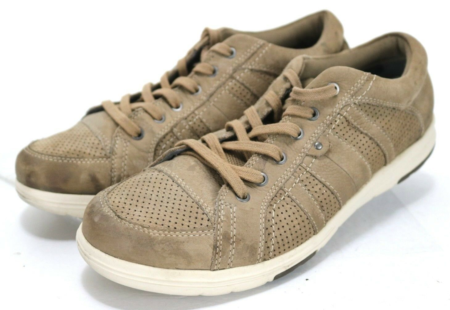 Abeo Lite Cort Sneakers  150 Men's Walking shoes Size 10.5 Tan