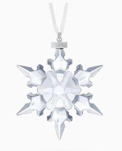 2020 Swarovski Crystal Snowflake Annual Edition Large Christmas Ornament Swarovski Crystal Large Annual Edition Christmas Ornament 2020