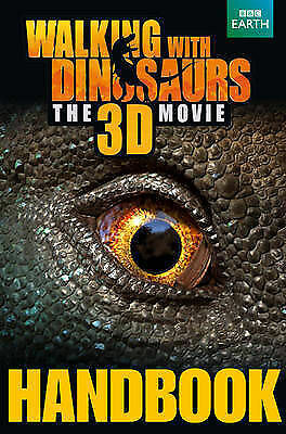 1 of 1 - Walking with Dinosaurs Handbook by Calliope Glass (Paperback) New Book