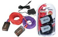HDMI long Extender/Extension Cord over/for Cat5e/6cable/wire 1080p v1.3$SHdi{+PS
