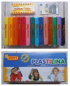Plastilina-originale-set-completo-15-colori-panetti-150-grammi-tipo-Pongo