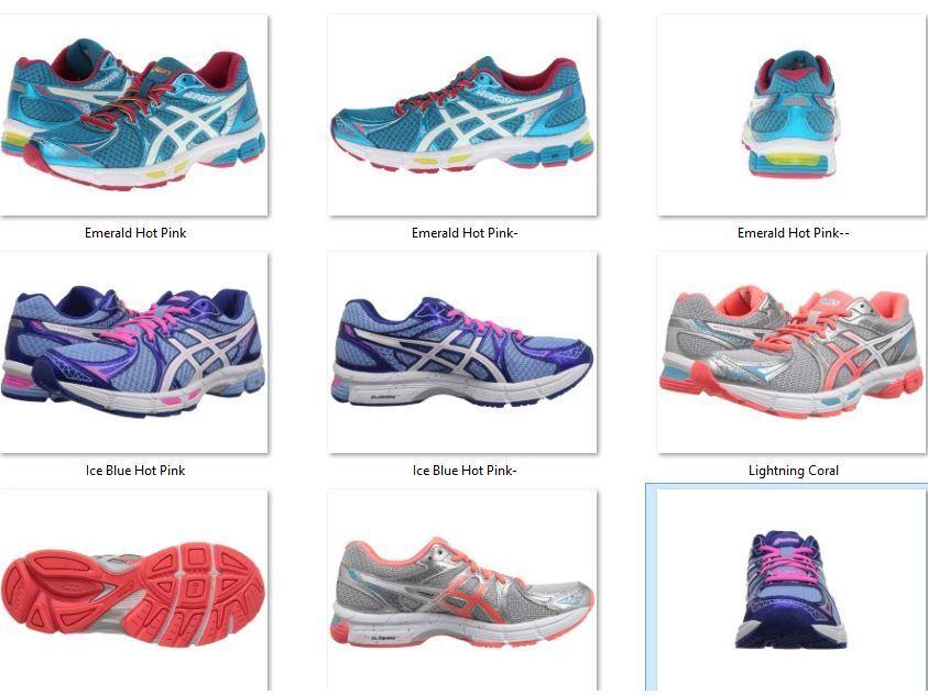 NIB Women's Asics EXALT 2 Running Shoes  Choose Yours Casual wild