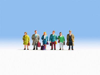 Fiducioso Ancora 45220 Tt Viaggiatori 6 Personaggi Nuovo Ovp,-mostra Il Titolo Originale
