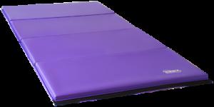 Nimble Sports New Purple Folding Gymnastics Mat - USA Made