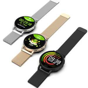 Fashion-Women-Lady-Men-Heart-Rate-Monitor-Sport-Smart-Watch-For-IOS-Android-Gift