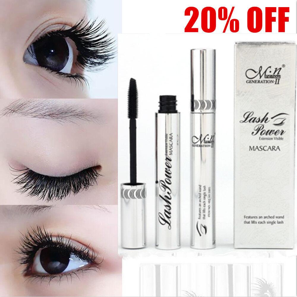 6663c897b4a 4d Silk Fiber Lash Mascara Eyelashes Long Extension Authentic 2018 ...