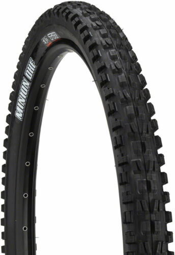 Wide Trail Maxxis Minion DHF Tire 29 x 2.5 Folding Tubeless 3C Maxx Grip EXO