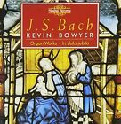 Bach Complete Organ Works Vol.2 Audio CD