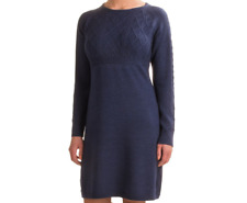e70cdf4897483 item 1 Ibex Arranmore Women s 100% Merino Wool Sweater Dress - Grey