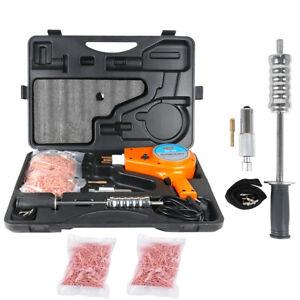 Hot-Stapler-Car-Bumper-Fender-Welder-Body-Plastic-Repair-Kit-700-Staples-210V