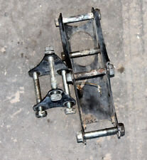 Yamaha 550 xt550 mount motormount plate bolts pair lot set engine MOTOR