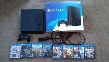 Playstation 4 Pro 1 TB - PS4 Pro with Games