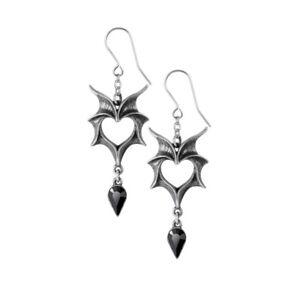 Wings of Eternity Alchemy Gothic Ohrringe Schmuck Geschenk Engel Flügel