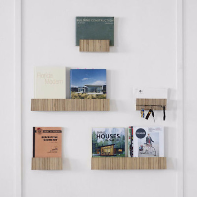 NEW Plywood book rest by Work Shop Objects