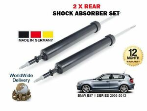 FOR-BMW-E87-1-SERIES-2003-2012-2x-REAR-LEFT-RIGHT-SHOCK-SHOCKER-ABSORBER-SET