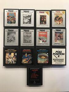 Atari-2600-7800-Game-Lot