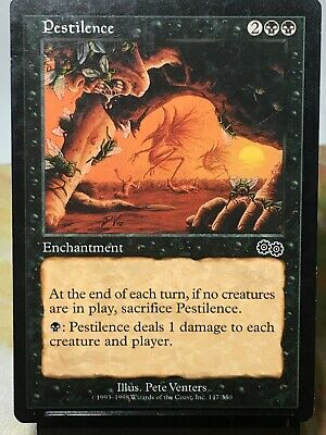 Might of Oaks Urza/'s Legacy HEAVILY PLD Green Rare MAGIC GATHERING CARD ABUGames