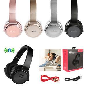 Wireless-Stereo-Headphone-FM-NFC-Aux-in-Headset-Handsfree-Foldable-Mic