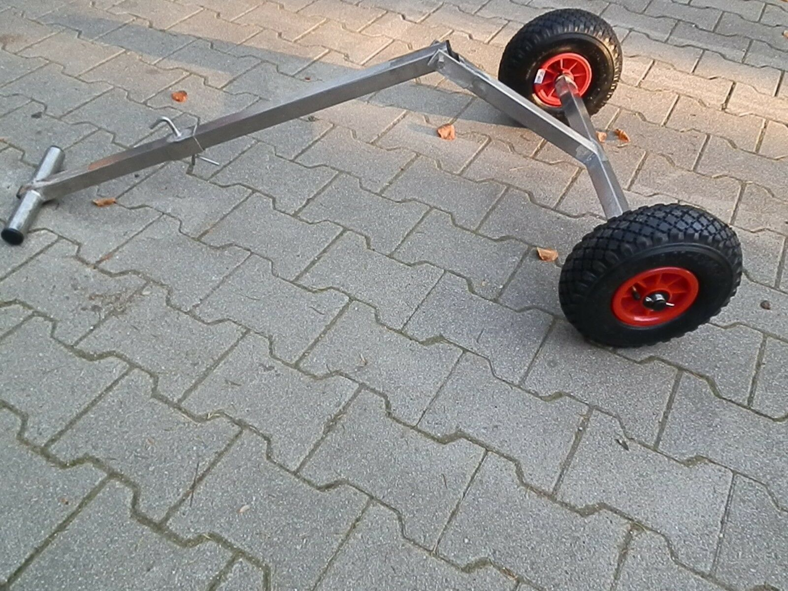 SchlauchStiefelwagen  Bugwagen Slipwagen Slipwagen Bugwagen  Schleppwagen  Sliphilfe  Edelstahl-NEU bb1d72